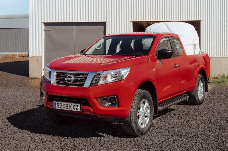 Repasamos la amplia Gama Nissan de Vehículos Comerciales 2020 - Nissan Navara