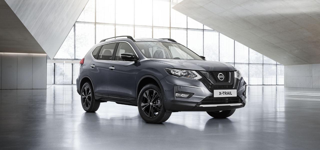 Nuevos acabados Nissan N-TEC Edition, diseño y tecnología - Nissan X-Trail