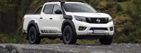 Las dos versiones más atrevidas del nuevo Nissan Navara