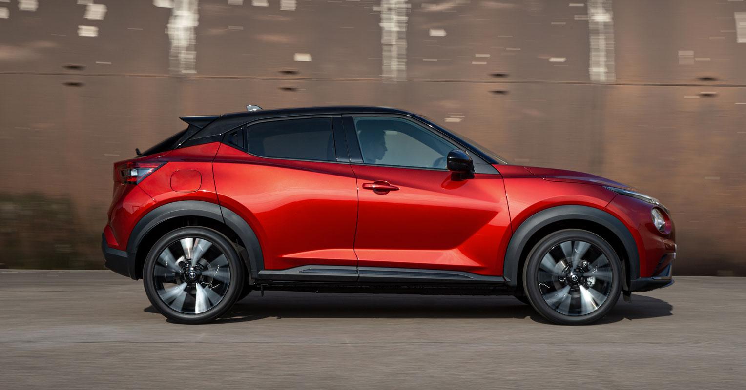 Test Drive del nuevo Nissan Juke 2020