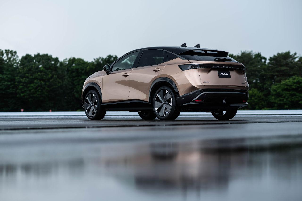 Nissan Ariya: el inicio de una nueva era
