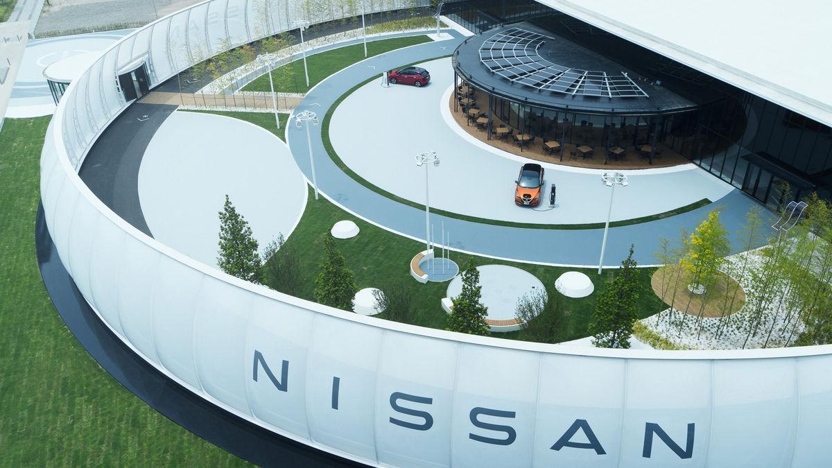Nissan acepta electricidad como pago por aparcar