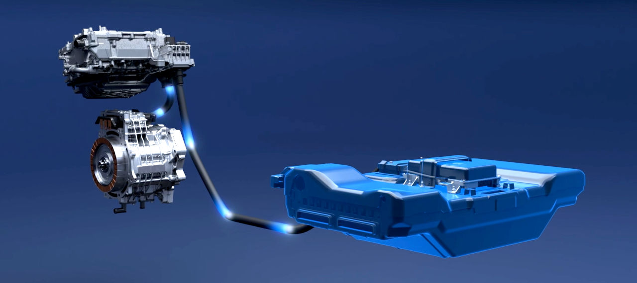 Así es el nuevo motor eléctrico e-POWER del Nissan Qashqai