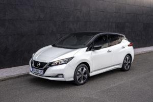Nissan LEAF10, el 10º aniversario del coche eléctrico más vendido en el mundo