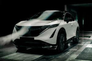 El Ariya es el crossover más aerodinámico producido por Nissan