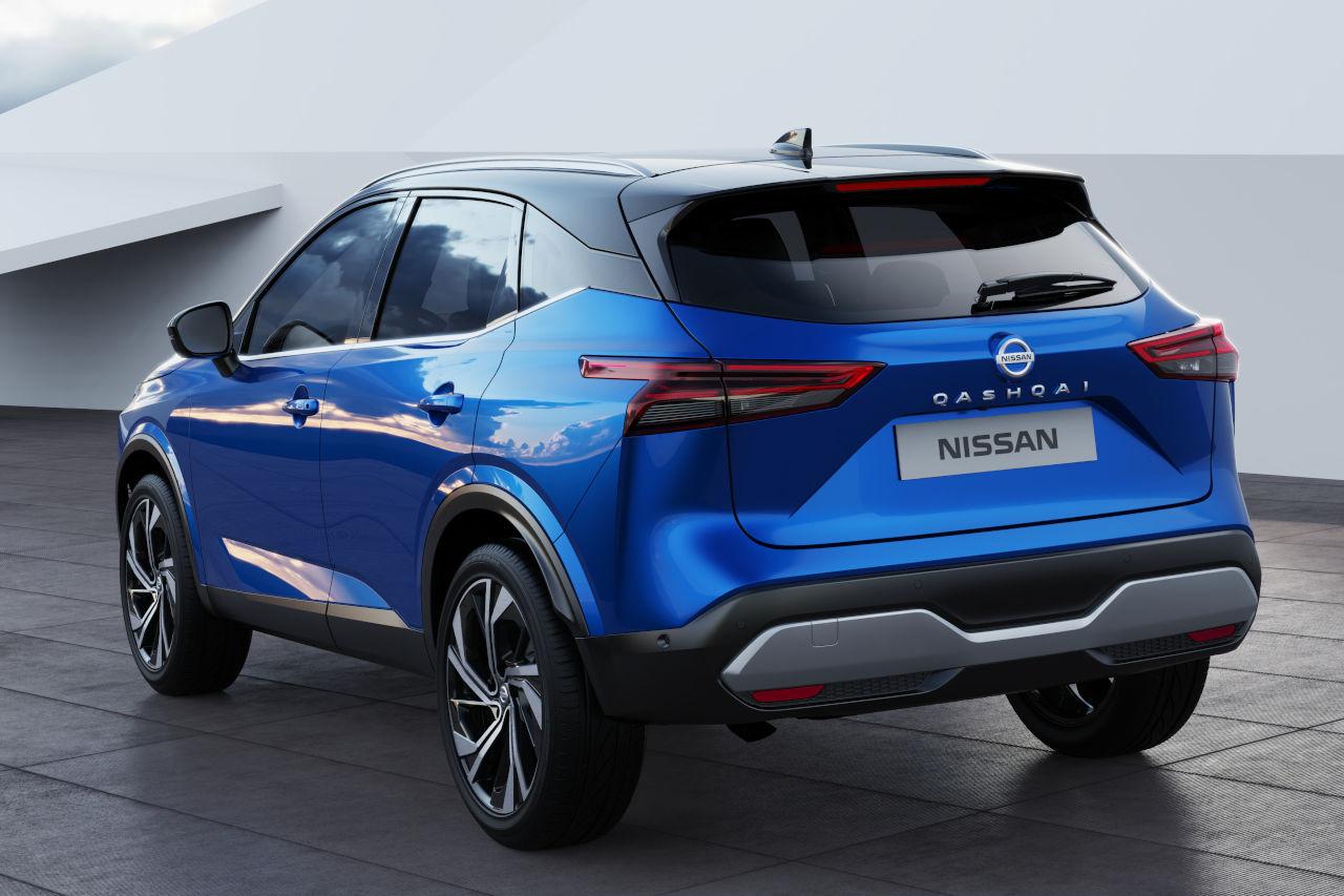 Desvelado el nuevo Nissan Qashqai