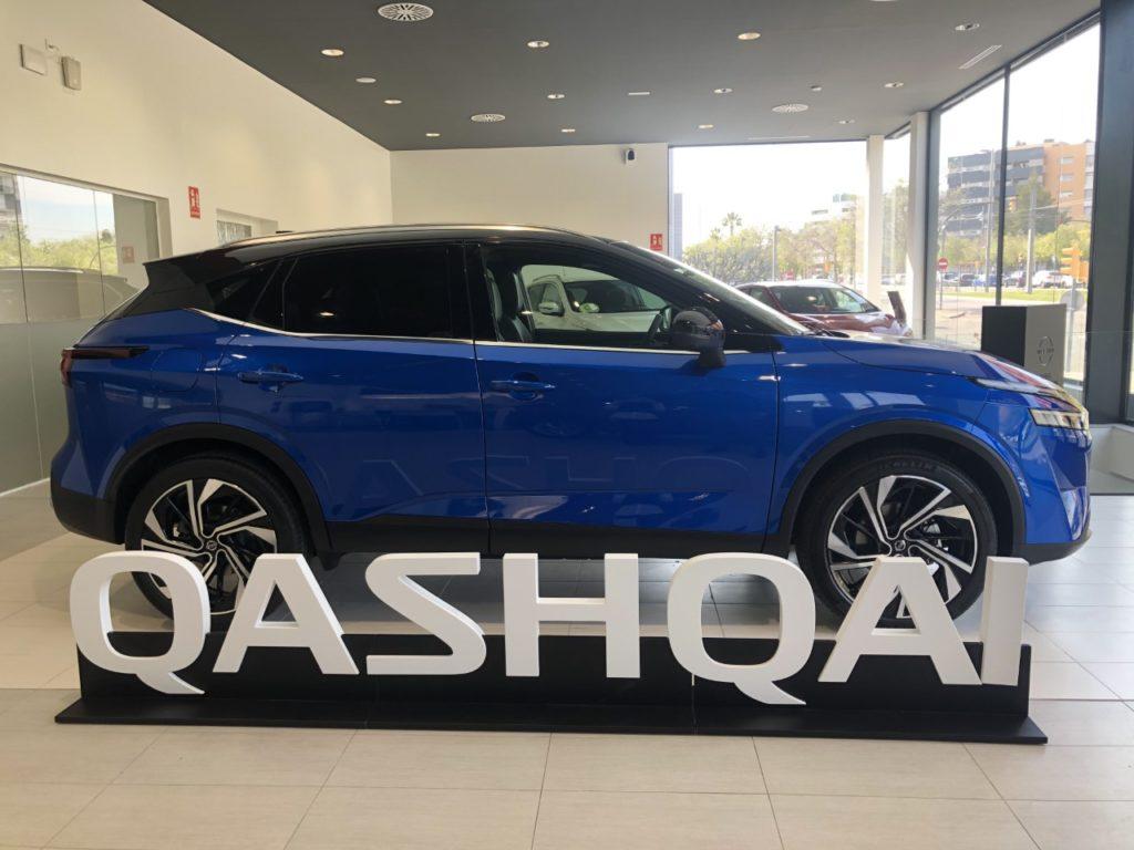 Roadshow preventa del nuevo Nissan Qashqai