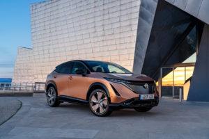El Ariya aprovecha el programa de ingeniería global de Nissan para ofrecer un excelente rendimiento dinámico