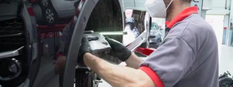 Procesos de higiene y seguridad en Kia AR Motors