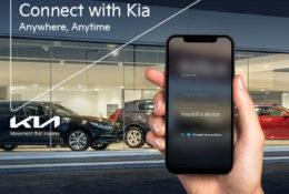 La nueva aplicación Voice Assist de Kia: una línea directa con la marca