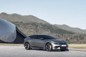 El Kia EV6 redefine la movilidad eléctrica