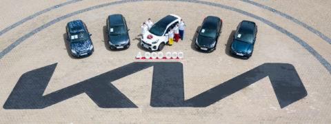 Kia fabrica su coche número cuatro millones en Europa