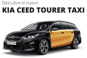 El Kia Ceed Tourer ya puede prestar servicio de taxi en el área metropolitana de Barcelona