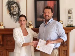 AR Motors renueva su colaboración con la Fundación Cruyff