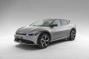 El Kia EV6 abre una nueva era eléctrica para Kia