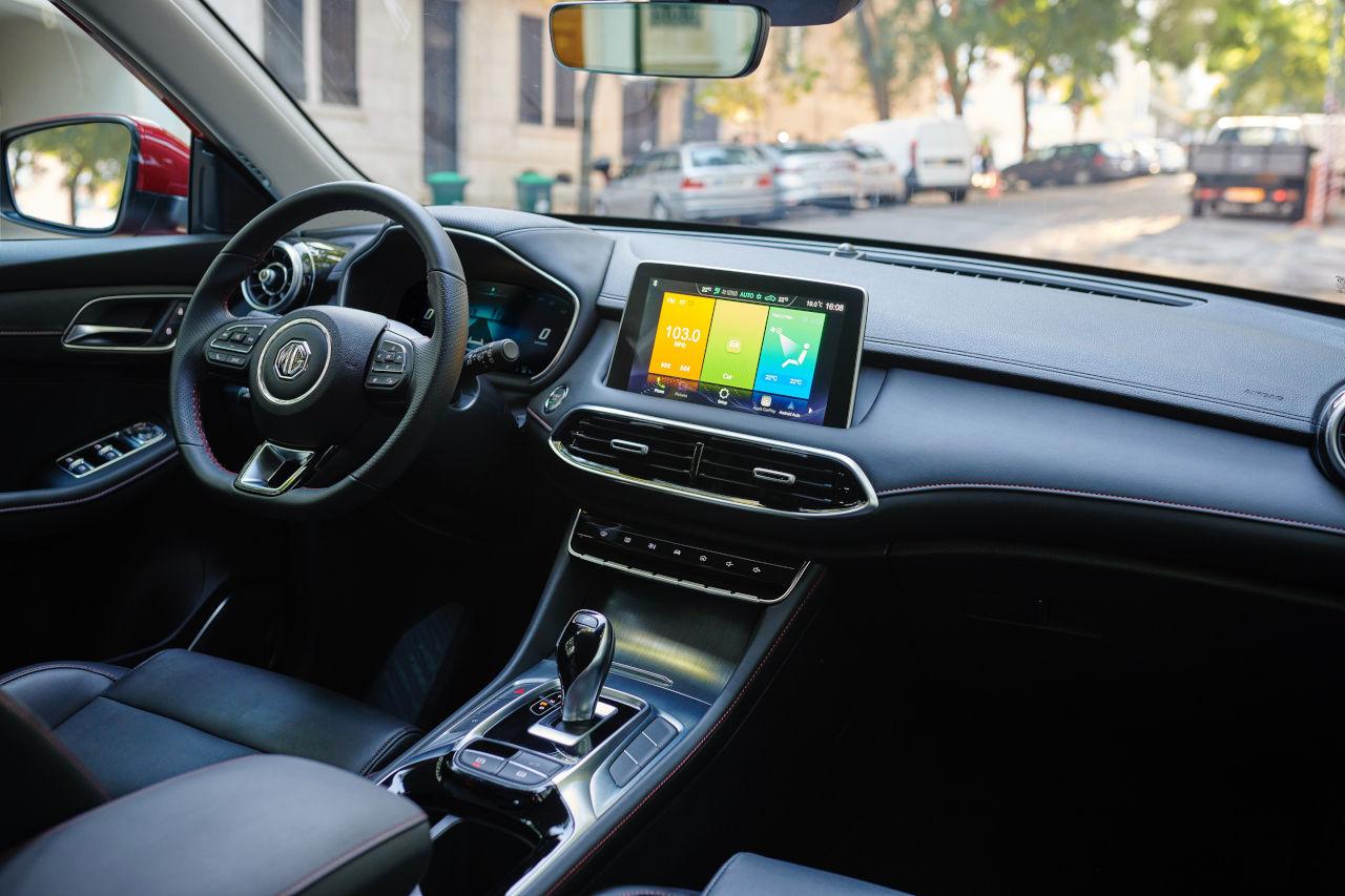 Test Drive MG: ven a probar los nuevos MG ZS EV eléctrico y MG EHS híbrido enchufable
